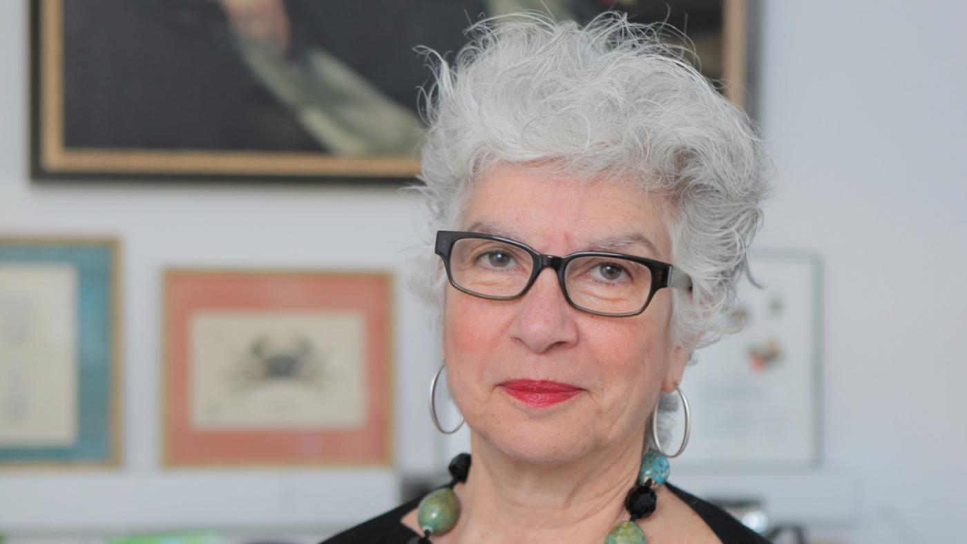 Carol Mason, PhD, winner of 2016 Champalimaud Vision Award