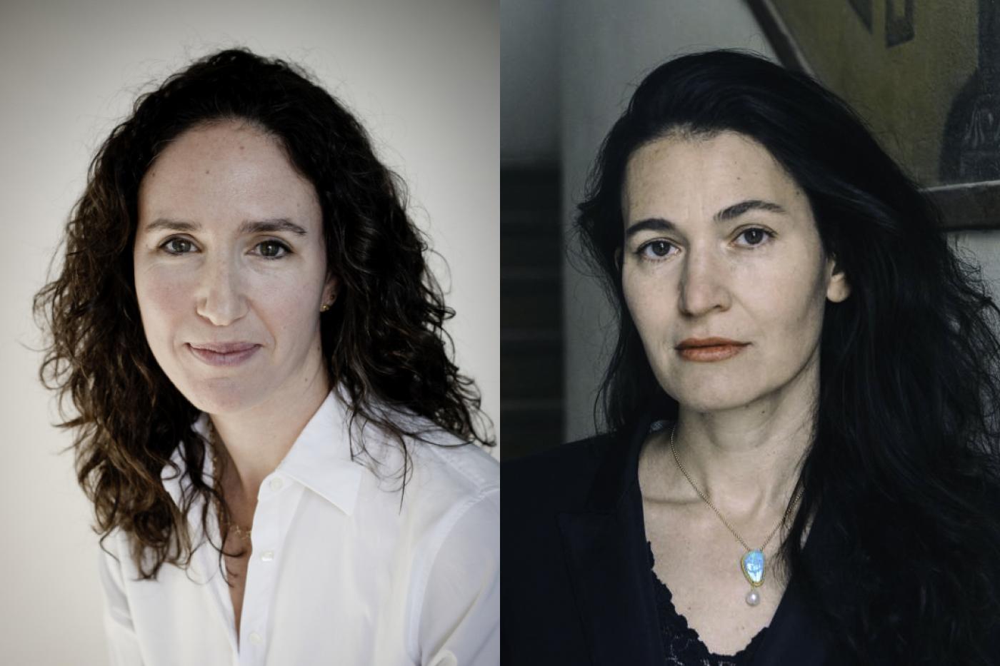 Daphna Shohamy and Nicole Krauss